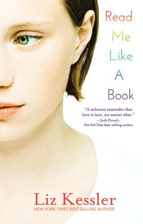 Read Me Like a Book by Liz Kessler