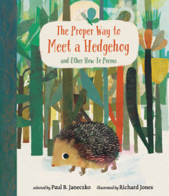 The Proper Way to Meet a Hedgehog and Other How-To Poems