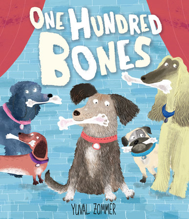 One Hundred Bones by Yuval Zommer