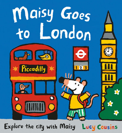 Maisy Goes to London