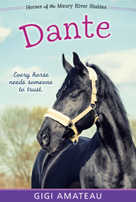 Dante: Horses of the Maury River Stables