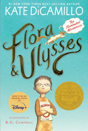 Image result for flora and ulysses