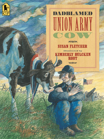 Dadblamed Union Army Cow