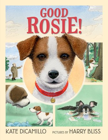 Good Rosie! by Kate DiCamillo