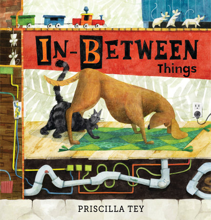 In-Between Things by Priscilla Tey