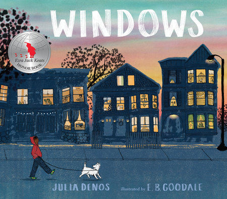 The cover of the book Windows