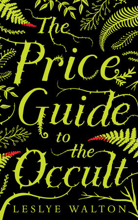 Walker books the price guide to the occult.