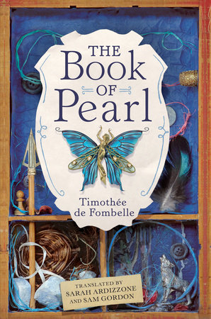 The Book of Pearl by Timothee de Fombelle