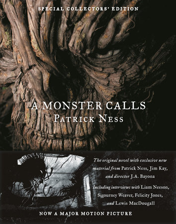 A Monster Calls: Special Collectors' Edition (Movie Tie-in)