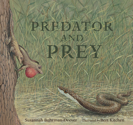 Predator and Prey: A Conversation in Verse