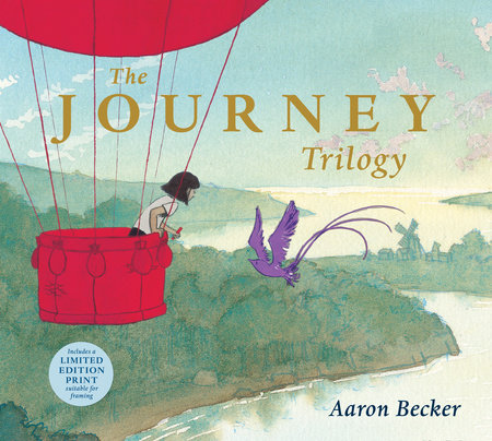 The Journey Trilogy by Aaron Becker