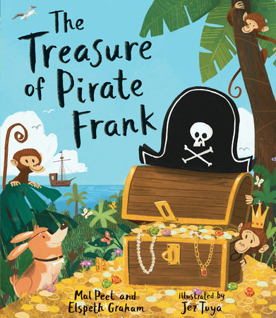 The Treasure of Pirate Frank by Mal Peet and Elspeth Graham