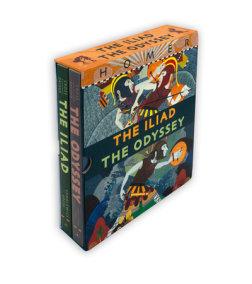 The Iliad/The Odyssey Boxed Set