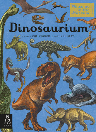 Dinosaurium by Lily Murray