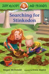Judy Moody and Friends: Searching for Stinkodon