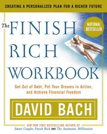 The Finish Rich Workbook by David Bach