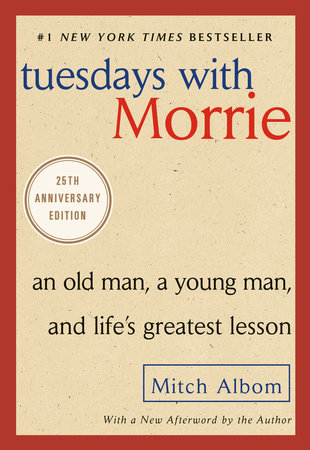 Tuesdays with Morrie Book Cover Picture
