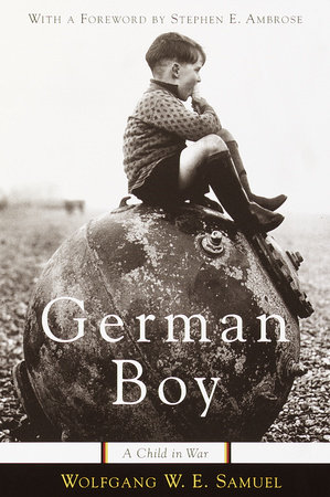 German Boy by Wolfgang Samuel