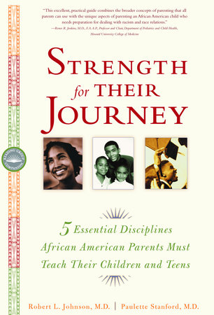 Strength for Their Journey by Dr. Robert L. Johnson and Dr. Paulette Stanford