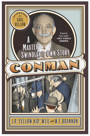 Con Man by J.R. Weil and W.T. Brannon