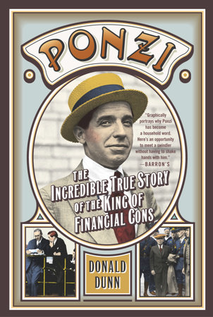 Ponzi by Donald Dunn