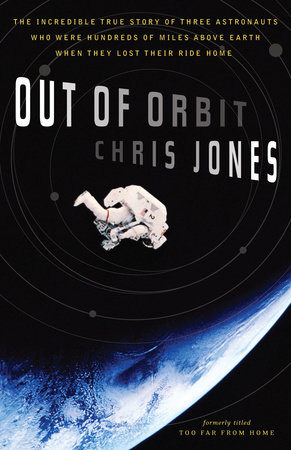 Out of Orbit Book Cover Picture