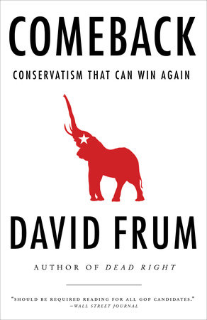 Comeback by David Frum