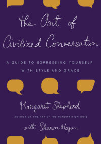 The Art of Civilized Conversation