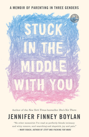 Stuck in the Middle with You Book Cover Picture