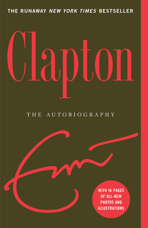 Clapton by Eric Clapton