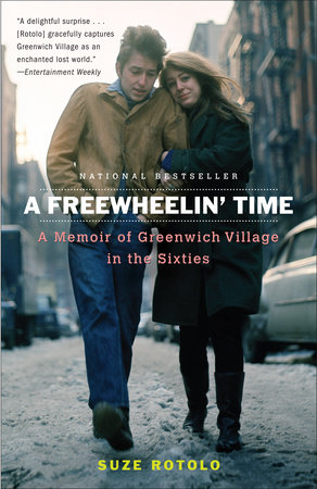 A Freewheelin' Time Book Cover Picture