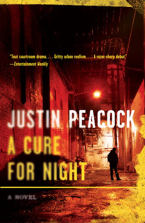 A Cure for Night by Justin Peacock