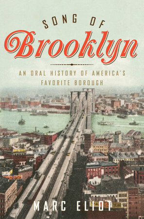 Song of Brooklyn by Marc Eliot