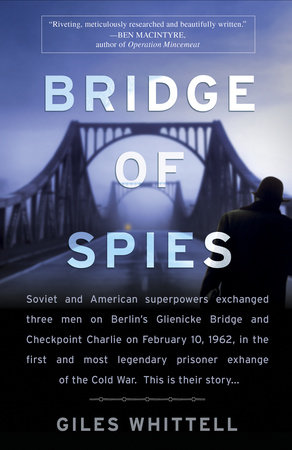 Bridge of Spies Book Cover Picture