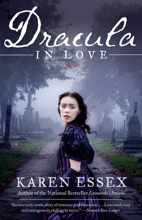 The cover of the book Dracula in Love