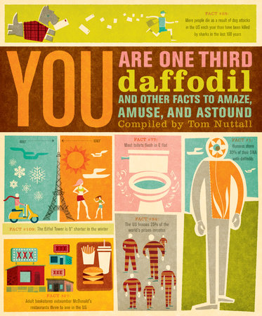 You Are One-Third Daffodil