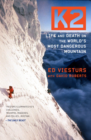 K2 by Ed Viesturs and David Roberts