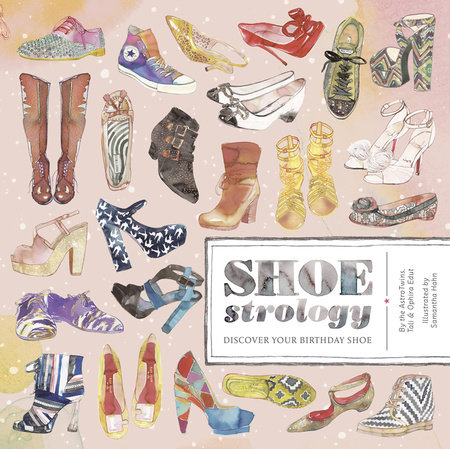 The cover of the book Shoestrology