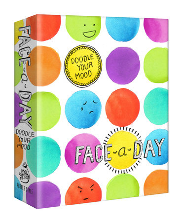 Face-a-Day Journal by Potter Style
