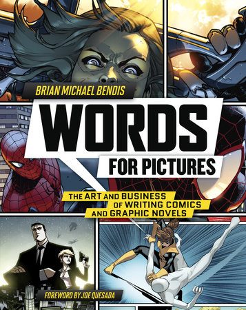 Words for Pictures Book Cover Picture