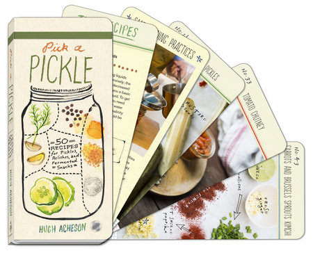 Pick a Pickle by Hugh Acheson