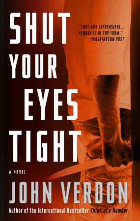 Shut Your Eyes Tight (Dave Gurney, No. 2)