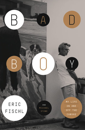 Bad Boy by Eric Fischl and Michael Stone