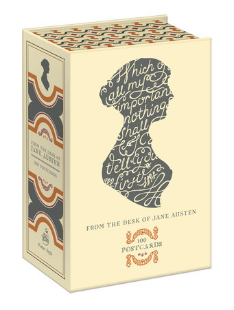 From the Desk of Jane Austen by Potter Gift