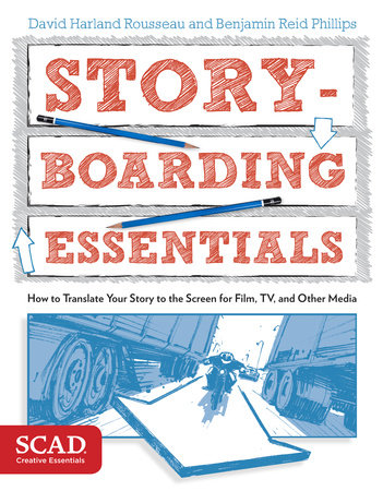 Storyboarding Essentials Book Cover Picture
