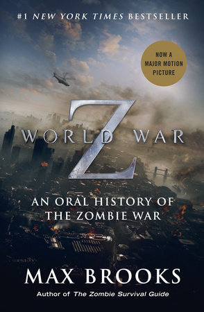The cover of the book World War Z (Movie Tie-In Edition)