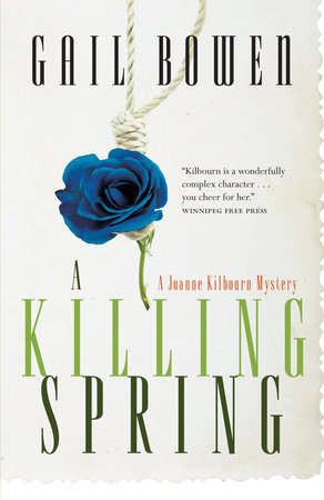 A Killing Spring by Gail Bowen