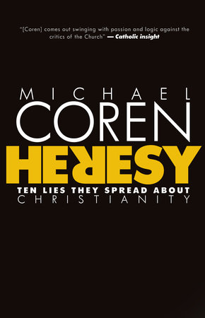 Heresy by Michael Coren