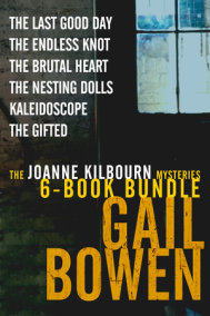 The Joanne Kilbourn Mysteries 6-Book Bundle Volume 3