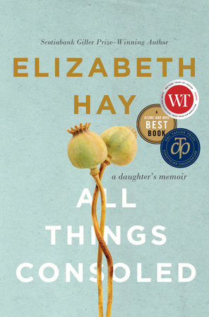 All Things Consoled by Elizabeth Hay